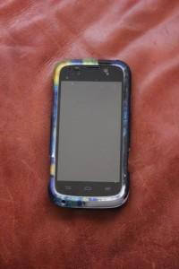 New smart phone.