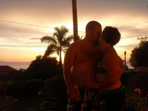 Our only romantic getaway was Jamaica in 2010-it's been too long!