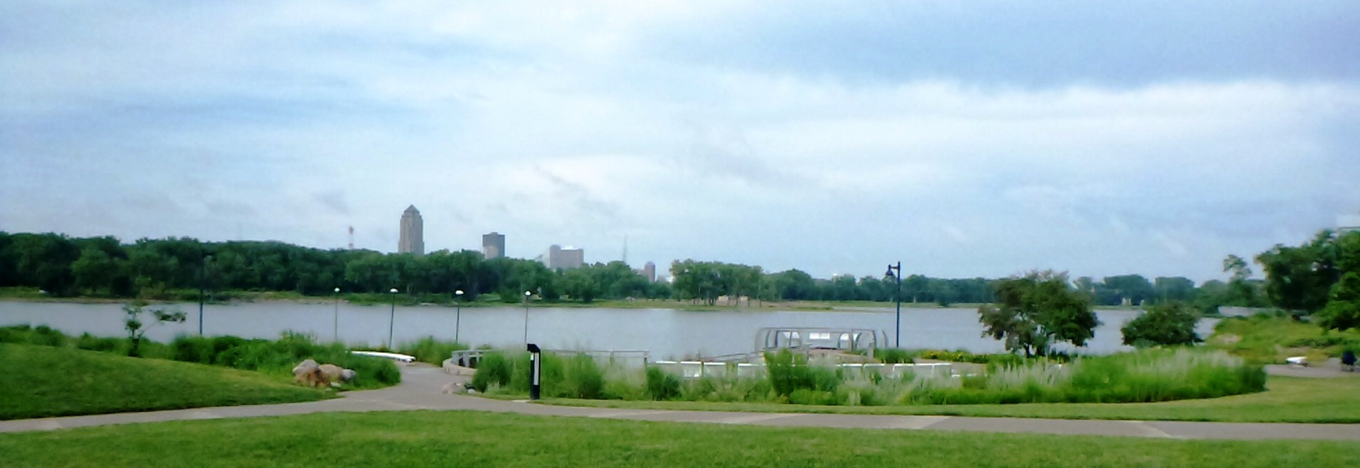 Gray's Lake, Des Moines, Iowa