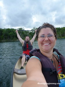 Woohoo! On our way to TBEX we first got to do this awesome tour!