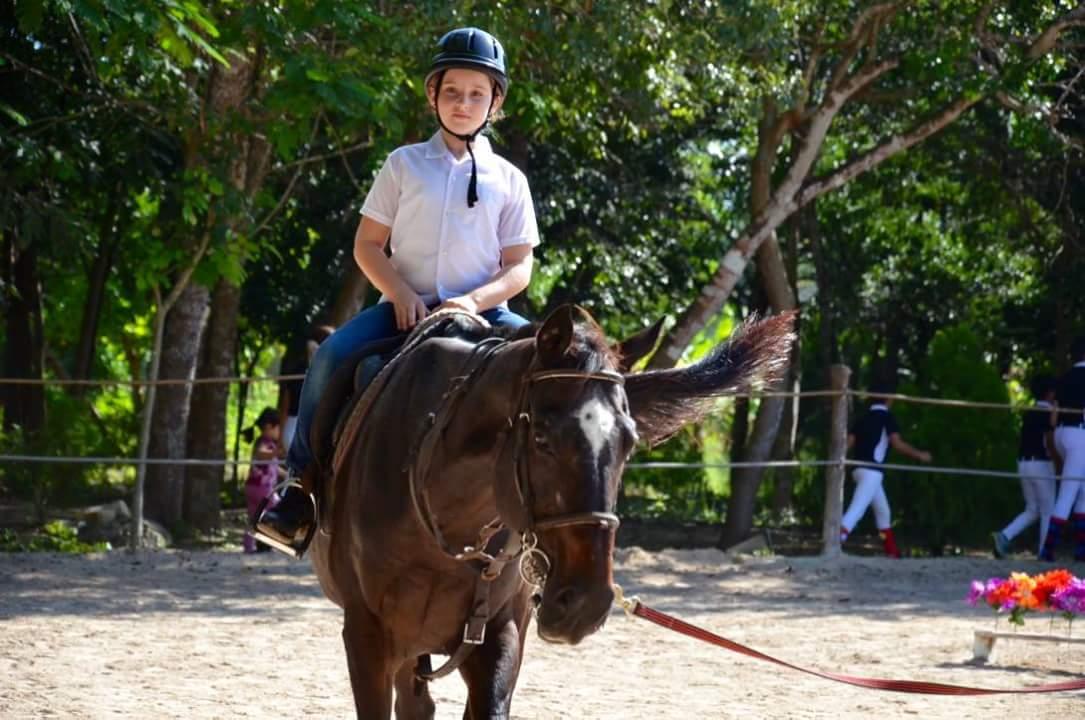 horse riding mexico